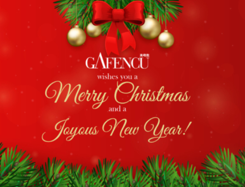 Gafencu wishes you a Merry Christmas and a Joyous New Year!