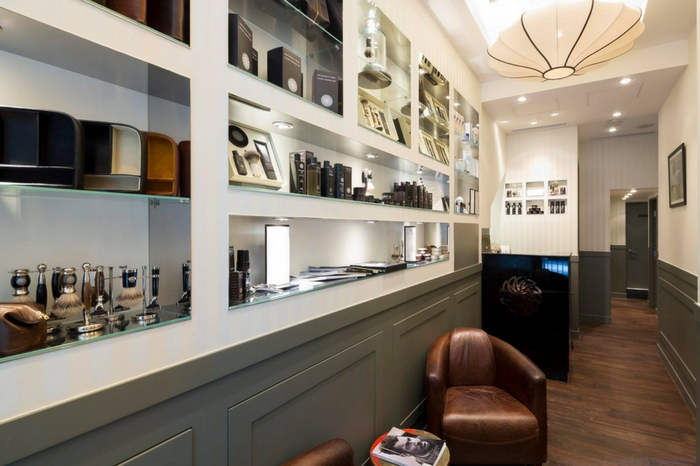 Gentleman's Tonic boasts luxurious gentlemen's grooming services