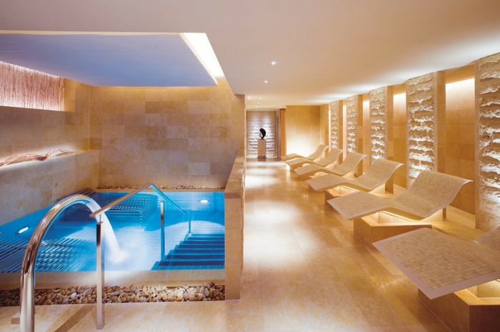 The Oriental Spa is perfect for gentlemen looking to relax