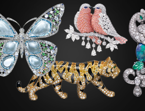 Natural Beauty: Gafencu's top 8 picks of brooches inspired by Mother Nature