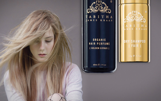 Hydrate, Protect & Style: A guide to Tabitha James Kraan's Organic hair care