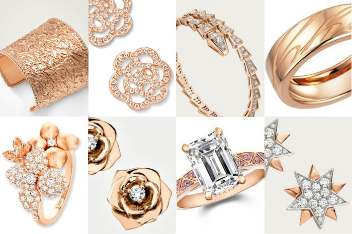 Vintage revival: The rise of rose gold jewellery