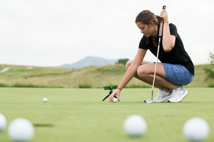 SQRDUP helps improve your golf swing