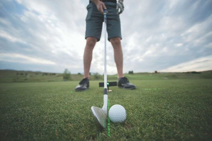SQRDUP is a handy gadget that improves your golfing accuracy