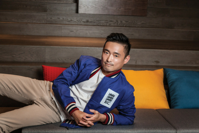 Arthur Lam on co-founding Synergy Group and saving the planet