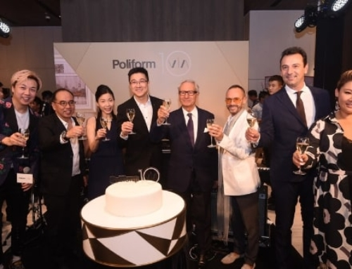 Poliform and ViA celebrate 10th anniversary with new store opening