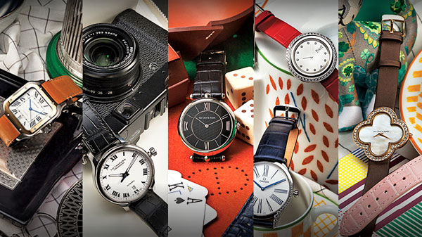 Time and Time Again - Second-hand accessories