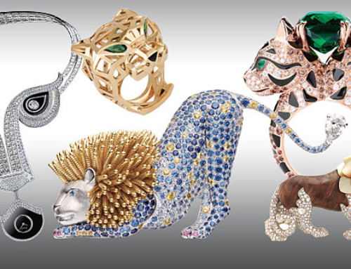 Big Cat Jewellery: How the jewellery world lionised the big cats…