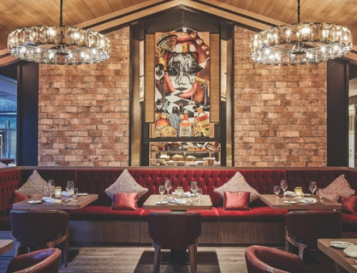 Speakeasy ambience and succulent steaks at Prohibition Grill House & Cocktail Bar