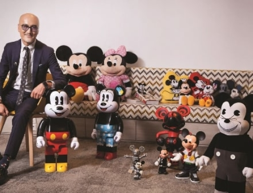 Mouse Builder: For Allen Au-Yeung, working at Disney is a dream job