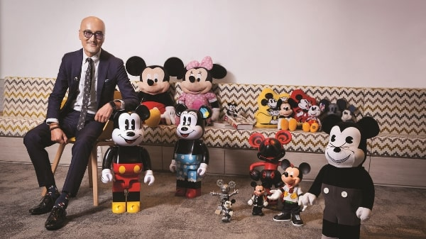 Allen Au-Yeung, VP of Disney for Creative and Product Development