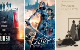 Movies in February for Hong Kong