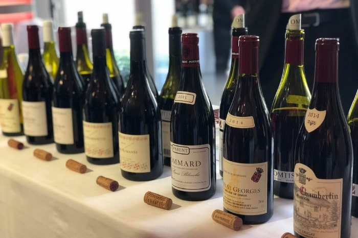 Omtis Fine Wines is a family-run business specialising in high-end wines