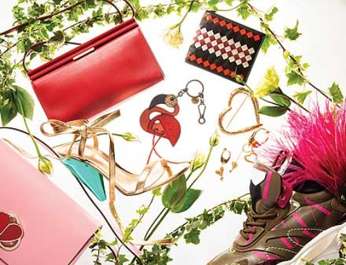 Sprig Festival: Cultivate your sense of style with these hot spring accessories