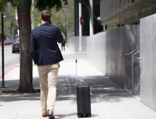 Travel Buddy: Innovative OVIS self-driving suitcase introduced at CES 2019