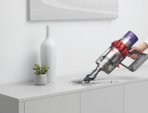 Vacuum in Vogue: The Dyson Cyclone V10 is a true dust buster
