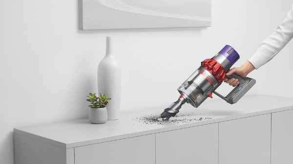 Introducing the new Dyson Cyclone V10 vaccuum cleaner