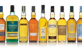 Diageo Special Releases 2018 Collection