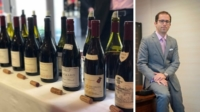 Omtis Fine Wines CEO Philippe Bera on turning 100