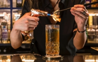 The ThirtySix cocktail bar opens