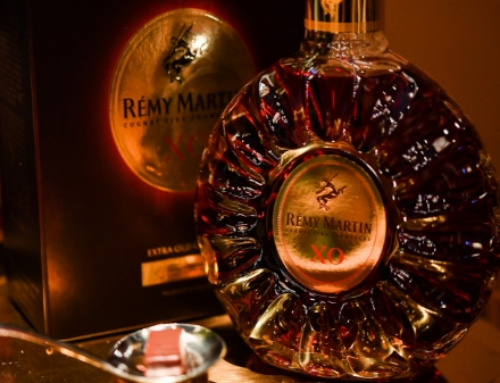 Made in Heaven: Rémy Martin XO & La Maison du Chocolat