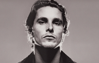 Christian Bale is our celebrity of the month