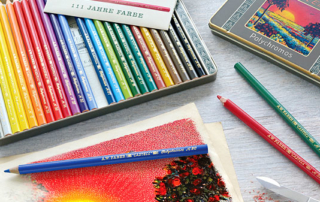 Faber Castell celebrates 111th anniversary of Polychromos Pencil