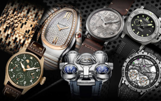 Oversized watches for the luxury collector