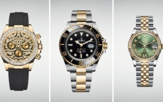 Rolex's new Oyster Perpetual Watches