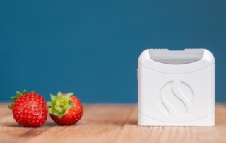 The FoodMarble Aire can spot your food allergies