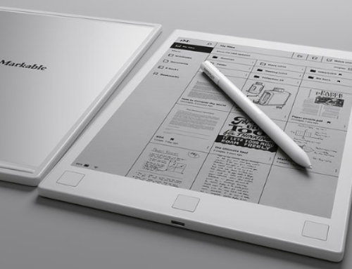 reMarkable tablet: Paper-like device for handwritten notes in a digital age