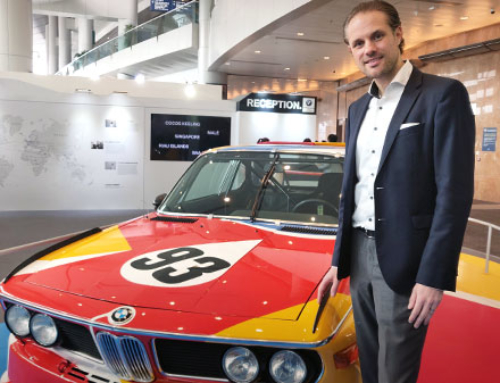 Martijn Oremus on the BMW Art Car, Art Journey and what to expect from the carmaker in 2019