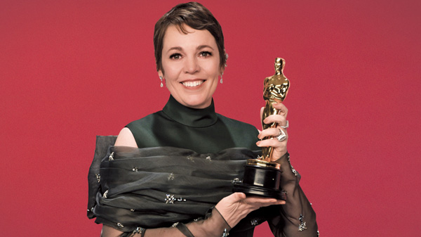 Olivia Colman is now Hollywood's hottest property