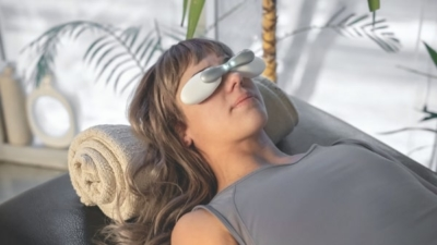 Umay Rest eye relaxation device