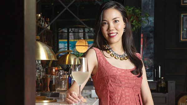 Sarah Heller, Asia's youngest Master of Wine