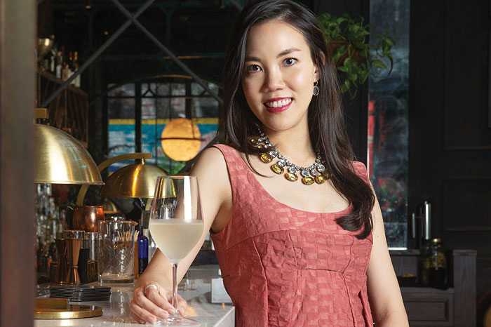 Sarah Heller is Asia's youngest Master of Wine
