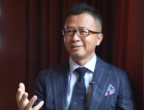 Catching up with Wyndham Hotels & Resorts group's president in Greater China region Leo Liu