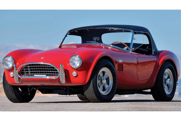 Auto Exotica: Shelling Out on '60s Super Car Shelby Cobras