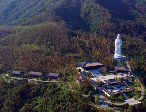 A Walk on the Divine Side: A Look into the Hong Kong Monasteries