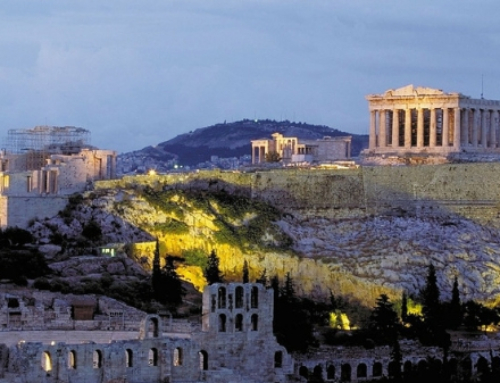 Tale of two cities: Ancient Athens, cradle of civilisation, and its contemporary counterpart
