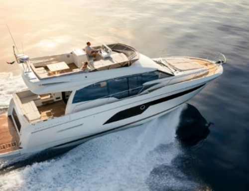 Recent Prestige 520 Open Day a resounding success for Asia Yachting