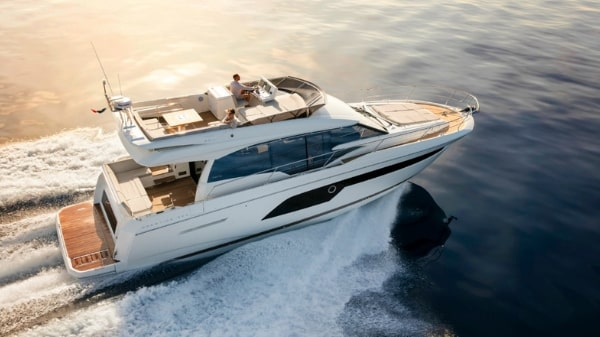 Prestige 520 Open Day by Asia Yachting