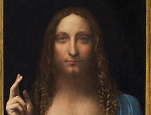 Mundi Mouring: Where in the world is the missing da Vinci