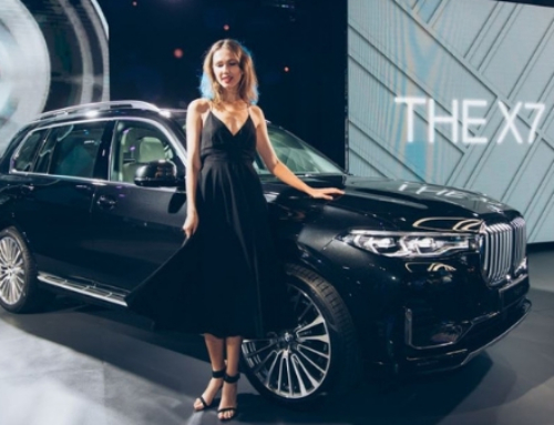 BMW unveils two luxury cars, X7 and 8 Series Coupé, in Hong Kong