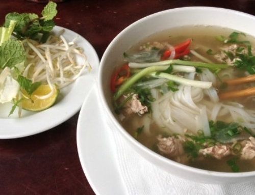 Food trip to Hanoi, a culinary melting pot of street food and fine dining