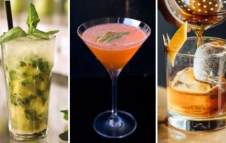 Create your own cocktails and become an expert home bartender