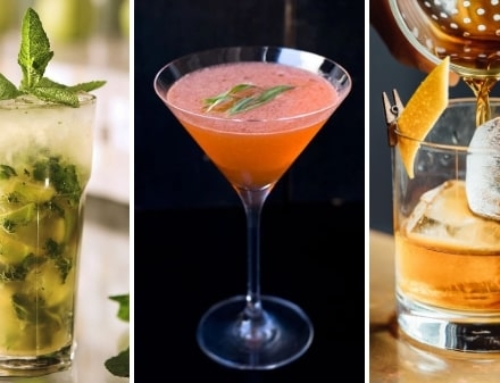 Drinks Whiz: Create your own cocktails with these four delicious recipes
