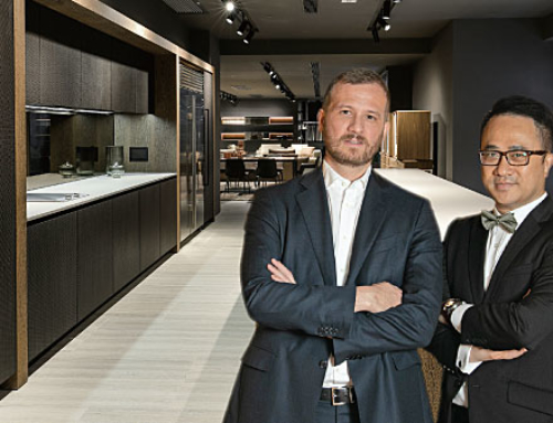 Molteni&C / DADA unveils brand new showroom in the heart of Wan Chai