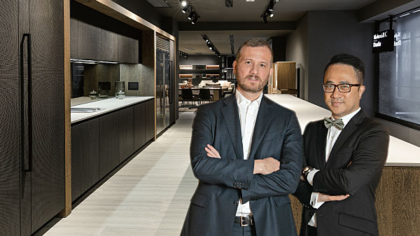Molteni&C opens new flagship in Wanchai