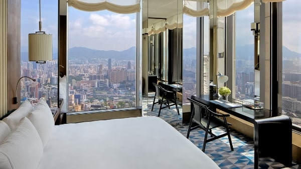 Rosewood Residences Hong Kong launched